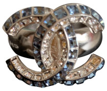 Second Hand ChanelCC Silber Ringe