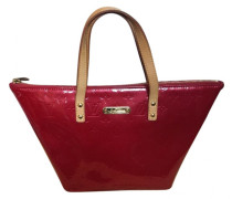 Bellevue patent leather handbag