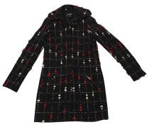 Tweed kurzmäntel