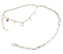 Second Hand Halskette Silber Silber