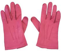 Leder handschuhe