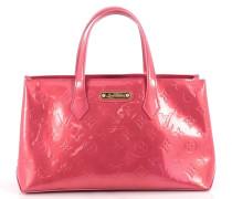 Second Hand Handtasche Leder Rosa
