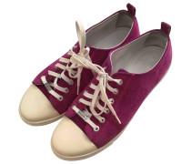Second Hand Sneakers Veloursleder Rosa