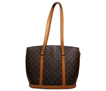 Neverfull Leinen shopper