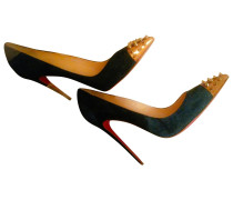 Pumps spike Blau