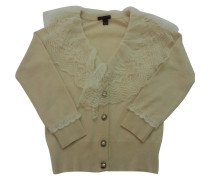 Pullover Wolle Beige