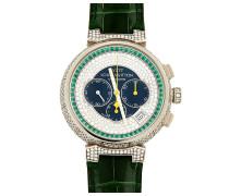 Tambour Weißgold montre