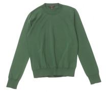 Pullover Seide Grün