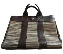 Second Hand Herline Leder handtaschen