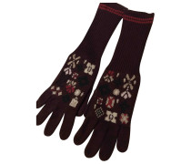 Second Hand Wolle Handschuhe