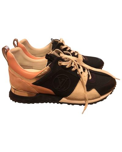 Second Hand Run Away Leinen Sneakers