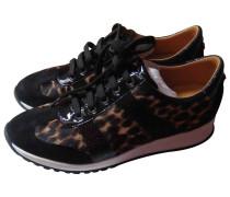 Exotenleder sneakers