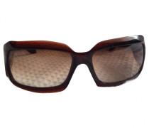 Sonnenbrillen Kunststoff Braun