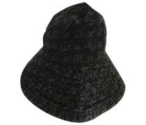 Hut,  Mütze Grau