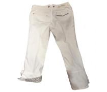 Hose Denim - Jeans Weiß