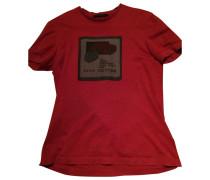 T-Shirt Baumwolle Rot