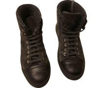 Second Hand Sneakers Grau
