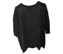 Pullover Wolle Schwarz