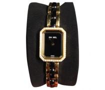Uhr Gold Schwarz