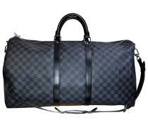 Keepall Leder reisetaschen