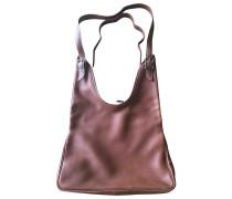 Second Hand Massaï Leder Handtaschen