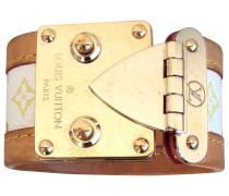 Second Hand Monogram Leder Armbänder
