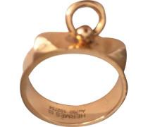 Second Hand Collier de chien  Roségold Ringe
