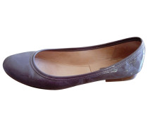 Second Hand Lackleder ballerinas