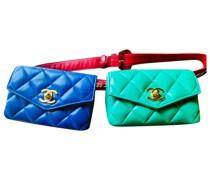 Second Hand VINTAGE Chanel Leder Handtaschen