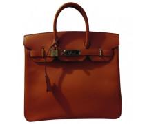 Second Hand Haut à Courroies Leder Handtaschen