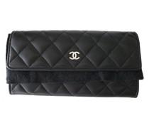 Second Hand ChanelTimeless/Classique Lackleder Portemonnaies