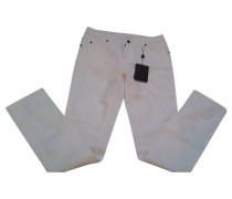 Hose Baumwolle Weiß