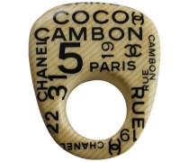 Second Hand VINTAGE Chanel Ringe
