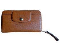 Leder portefeuille