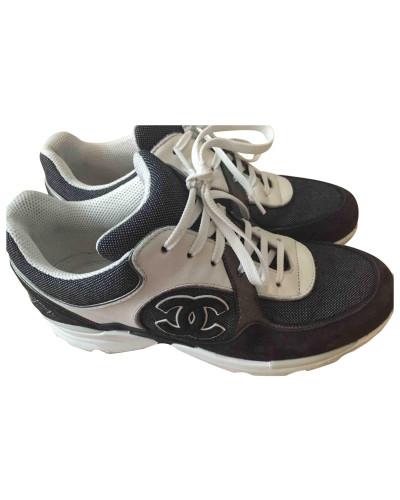 chanel damen second hand damenschuhe schuhe sneakers chanel reduziert. Black Bedroom Furniture Sets. Home Design Ideas