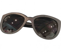 Oversize brille