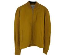 Jacke.Blouson Polyester Gelb