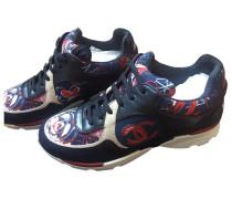 Sneakers Leintuch Blau