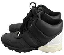 Second Hand ChanelLeder Sneakers
