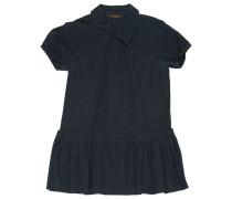 Second Hand Kleid Baumwolle Marine