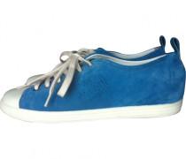 Samt sneakers