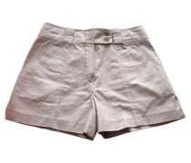 Shorts Baumwolle Rosa