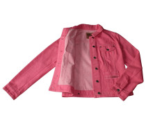 Second Hand Jacke Denim - Jeans Rosa