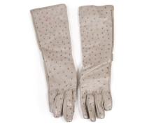 Second Hand Handschuhe Grau
