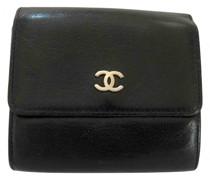 Second Hand ChanelLeder Portemonnaie