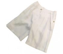 Shorts Weiß