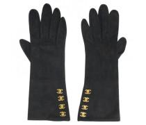 Lange handschuhe
