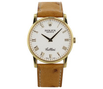 Second Hand Cellini Gelbgold Uhren