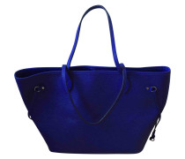 Neverfull Leder shopper