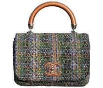 Second Hand ChanelTweed Handtaschen